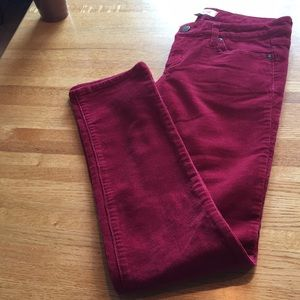 Forever 21 Jeans - corduroy skinny jeans